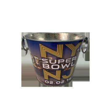 new personalized metal beer buckets