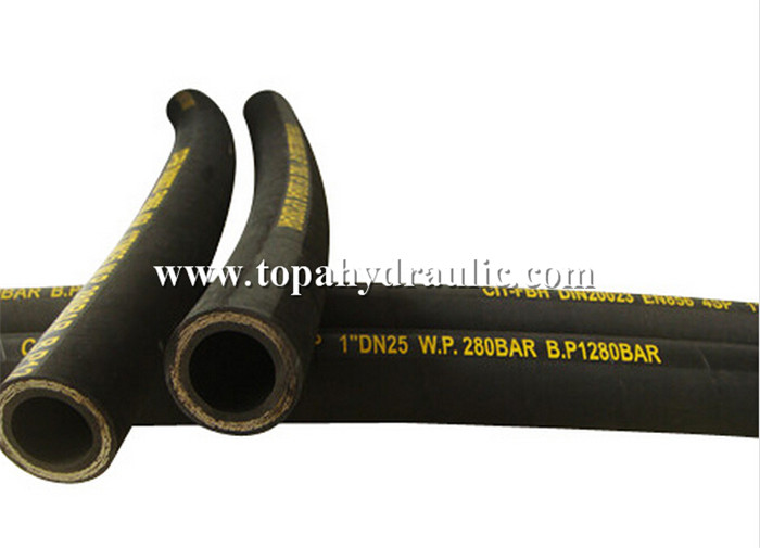 Zmte Wrapped discount hydraulic hose