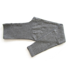 customized computer knitting keep warm fleece pants women