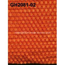 Tecido de alta qualidade Africano cordão rendas para 2016