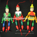 Cheap Muñeca de madera Real muñeco con diseño de mar rover