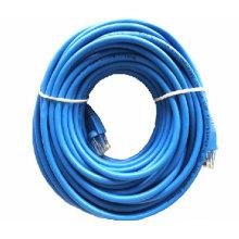 Fabriqué en Chine High Speed utp ftp Lan Cable Cat5e câble de réseau optique, Cat6e câble optique Cat6e