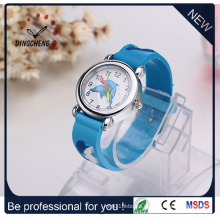 Kids Loved Fashion Slap Jelly Quartz Watches (DC-1061)