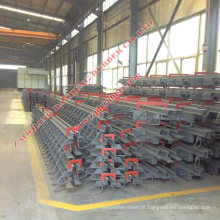 Juntas de expansão de ponte tipo aço (fabricadas na China)