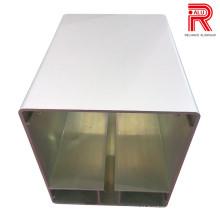 Perfis de extrusão de alumínio / alumínio para Downspout