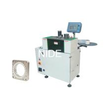 Máquina automática de inserción de papel de aislamiento de ranura para Stator de motor de inducción