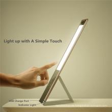 2017 Elegant Designs Leder Stahl Schreibtischlampe in mehreren Farben erhältlich