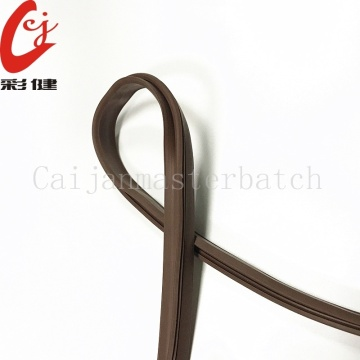 Reddish Brown Elastic Body Color Masterbatch