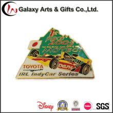 Insignia de esmalte de metal de la serie Indycar de Irl