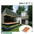 Waterproof Composite Wood Outdoor Bpc Wall Panel