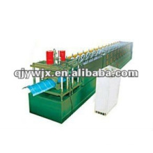 QJ camber ridge cap roof tile roll forming machine