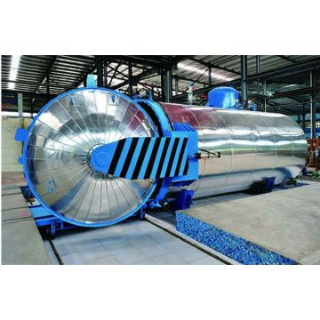 Full Automatic ASME Composite Carbon Fiber  Autoclave