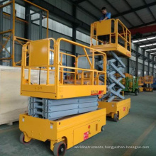 factory sale electric hydraulic scaffolding scissor lift