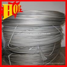 Gr4 Titanium Spool Wire con precio de fábrica