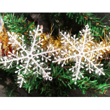 OEM New Product Snowflakes for Christmas Tree Decoration