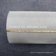Malla de alambre del acero inoxidable del filtro del fieltro de la fibra sinterizada de FeCrAl del suministro de Demalong