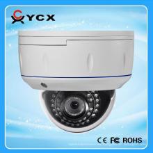 2.0 MP 1080P AHD IR IP66 Impermeable Vandal Prueba Cámara domo HD Cámara CCTV analógica Doble Voltaje