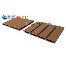 245*20mm Wood Plastic Composite Wall Panel with CE, Fsc, SGS, Certificate