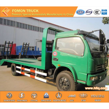 Dongfeng 4x2 6tons small Platform Truck