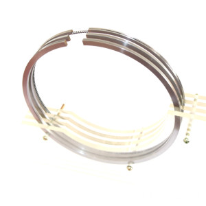 PVD High performance locomotive piston ring