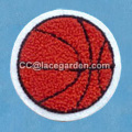 Basketball Design Chenille\Chain Embroidery Series