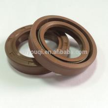 Sello de aceite de NBR del cilindro hidráulico durable Sello de limpiador de anillo de sellado mecánico de FKM