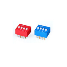 DS-04 Spdt Dip Switch With Dip Switch Schematic