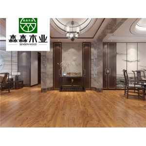 Wood Flooring HDF AC5 Synchronous Embossed Surface