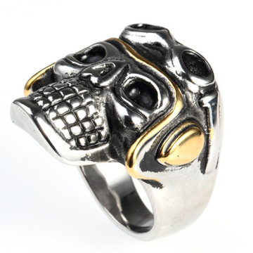 Pilot skeleton Finger Ring for party