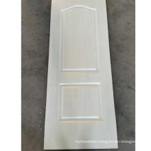 white primer doors smooth wooden door skin GO-B7t