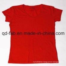 Breathable Soybean Cotton Lycra T-Shirt (HG-TSL-01)
