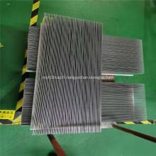 Dissipateur de chaleur spatule en aluminium pour radiateur