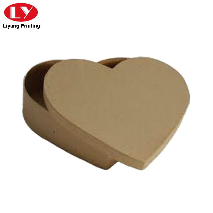Heart Shape Cookie Box