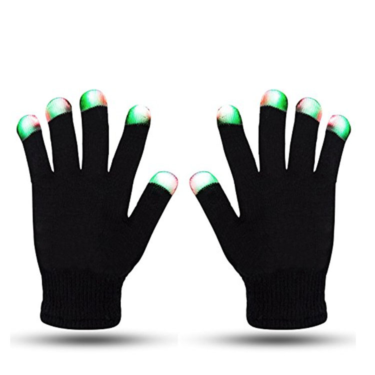 Wholesale Glowing Gloves