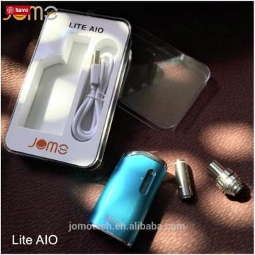 Первый пакет 3 мл Jomotech эго Aio 2016 коробки новейших Ecig Aio Vape Mod Джомо Lite Aio 20W/30W/40W с