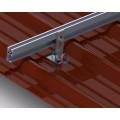 Высокое Качество Алюминиевый Панели Солнечных Батарей Для Системы Плитки Крыши Солнечные Установки