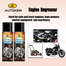 Desengordurante del motor, limpiador del motor, desengrasador del aerosol