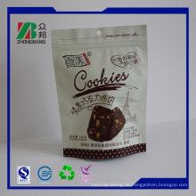 Praktische Plastikverpackungsbeutel für Supermarkt (ZB03)