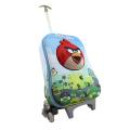 Ева 3D angery птица мультфильм школа тележки мешки Eva материала школы мешок