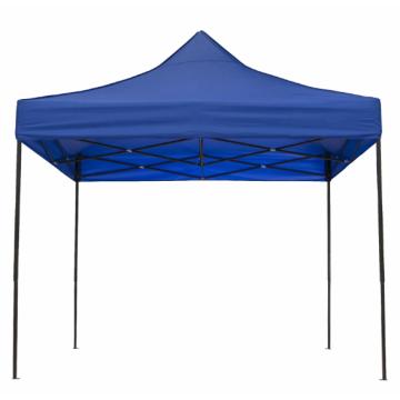 Folding tent sun protection