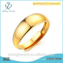 Wholesale price beautiful vintage 18K gold plated ring