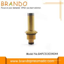 Haste da válvula do solenóide pressão redutor CNG ferroviário cilindro