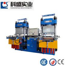 Máquina de moldagem por pressão de borracha para produtos de borracha de silicone (KS400V4)