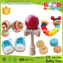2016 New Design Kids Promotional Toy Cheapest Children Game Wooden Educational Baby Toy for Sale