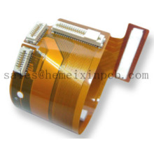 Prototype Kapton PCB assembly