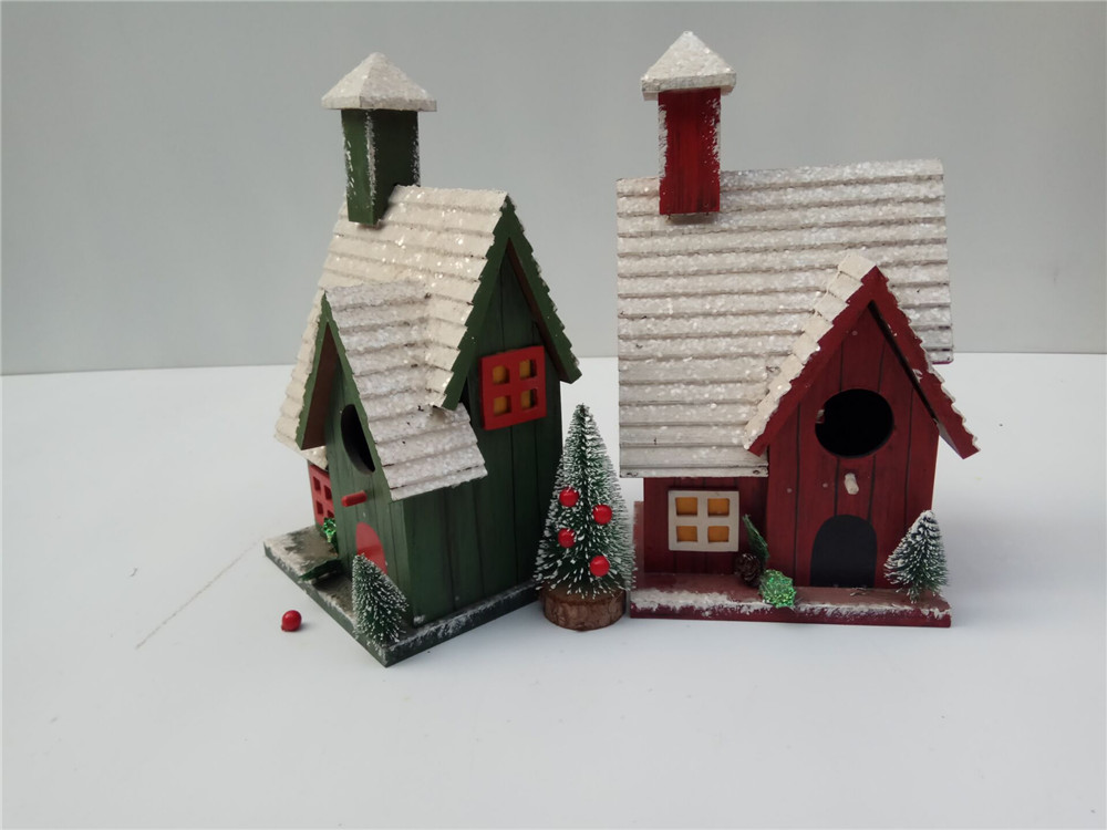 hot selling wooden bird house