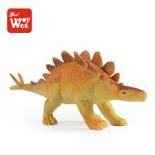 Novo produto tpr soft dinosaur brinquedos para animais pequenos