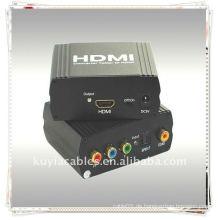 YPbPr + SPDIF TO HDMI Converter (Ein YUV + YPbPr + YCbCr und SPDIF (Optical Coax) Eingangssignal umwandeln in ein HDMI)