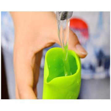 Travel Foldable Camping Silicone Cup