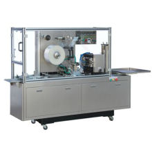 Perfume Carton Wrapper Machine